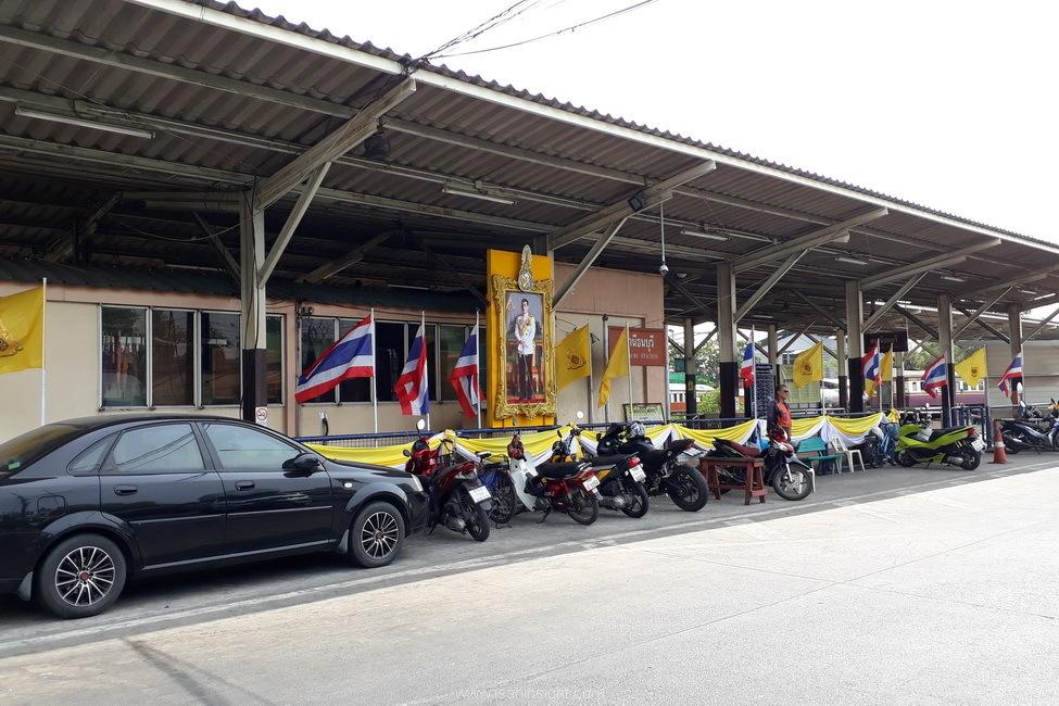 สถานีธนบุรี รถไฟ น้ำตก กาญจนบุรี ทองผาภูมิ บ้านอีต่อง เหมืองแร่ปิล๊อก เดินทาง