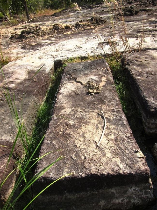 ภูคอกม้า ขอนแก่น แหล่งหินตัด